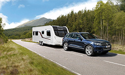 Grove and Dean Touring Caravan Insurance