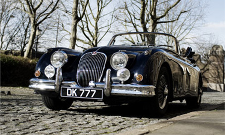 Grove Dean Private Clients Classic Car Insurance